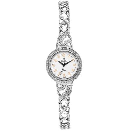 Купить часы из белого золота 585 пробы c 55 бриллиантамив Москве в ... 8719f1782f2